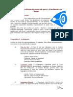 Manual Competencias profissionais essenciais para o atendimento ao cliente