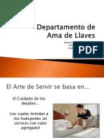 AMA DE LLAVES 2018