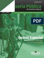 O papel da tradução e da interpretação para grupos vulneráveis no acesso à justiça - Silvana Aguiar dos Santos; Aline Vanessa Poltronieri-Gessner