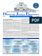 Diario de justiça tjpb 13.01.2020