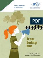 Free Being Me LeaderGuide