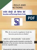 SEBI Role & Functions.ppt