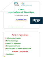 Cours Hydraulique-Suite