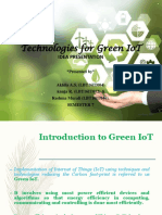 Technologies for Green IoT.pptx