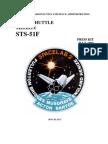 STS-51F Press Kit