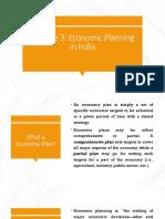 1. Module 3 Economic Planning in India.pptx