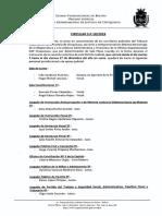 Circular SP 18-2019- Salas y juzgados turno-vacación judicial