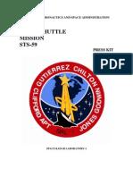 STS-59 Press Kit