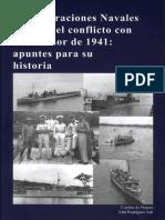 Las Operaciones Navales durante el Conflicto con Ecuador