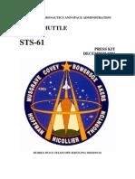 STS-61 Press Kit