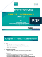 Chapter 1 Part 2 - Determinacy
