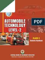 AutomobileTech  Level-2-X