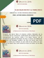 LA ESPERANZA DE LOS CIELOS NUEVOS Y TIERRA NUEVA NUMERALS 1044 - 1047.pptx