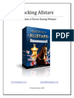 Backing Allstars