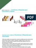 18 PLANTILLAS  Etiqueta y Envolturas chocolate y Dulces.pptx