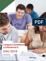 Lengua Castellana y Literatura II