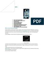 General Ultrasound Imaging