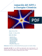 Reprogramación ADN y Energías Cosmos(v-1-8)