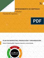 SESION 6 - INNOVACIÓN Y EMPRENDIMIENTO DE EMPRESAS 2019-1