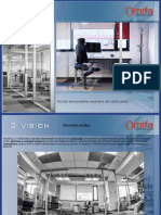 GLASS PARTITIONS CATALOG OMIFA