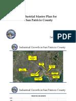 Presentation Industrial Master Plan