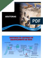 ADUTORAS EM SISTEMAS DE ABASTECIMENTO DE ÁGUA - PDF
