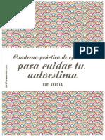 CUADERNO PRACTICO DE EJERCICIOS PARA CUIDAR TU AUTOESTIMA