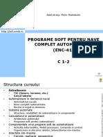 PROGRAME SOFT PENTRU NAVE COMPLET AUTOMATIZATE
