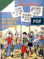 Eduardo Posada Carbó reseña Manual de Historia de Colombia 1999