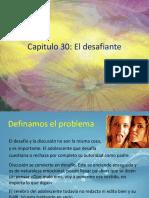 EL HIJO DESAFIANTE