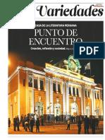 Revista Peruana Variedades, Edición 597