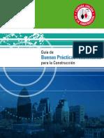 Guía de Buenas Prácticas Ambientales para la Construcción
