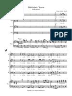 Hallelujah - Handel