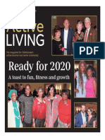 January 2020 issue of Active Living