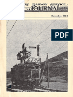 Military Railway Service Journal Vol5 No6 November 1958