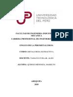 ensayo de la pirometalurgia.docx