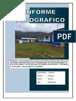 INFORME TOPOGRAFICO - MOZOBAMBA.docx
