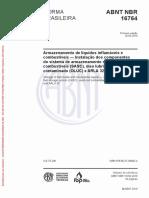 NBR 16764 PDF