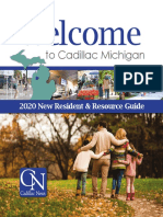 Cadillac News| 2020 Relocation Guide
