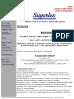 Metodologie privind calculul sistemelor de protectie seismic