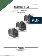 lincoln invertec_v160 service manual 1