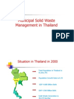 National Report Thailand