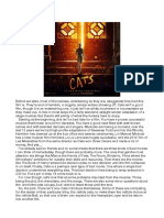 Review - Cats (2019 Film)