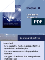 Business research methods_chapter08