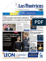 DIARIO LAS AMÉRICAS Edición digital del lunes 13 de enero de 2020