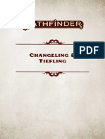 Changeling & Tiefling
