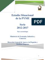 ESTUDIO SITUACIONAL DE LAS PYMES  EN COSTA RICA