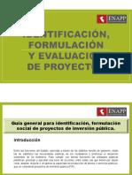 IDENTIFICACION Y FORMULACION Y EVALUION DE UN PROYECTO.pdf