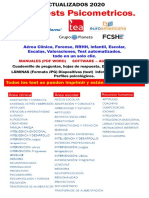 Páginas DesdeMEGALISTADO 1250 Test -