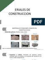 Area de Construccion - materiales de construccion.pptx